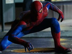 Andrew Garfield in &quot;The Amazing Spider-Man&quot;