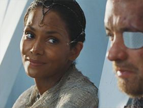 "Halle Berry and Tom Hanks in ""Cloud Atlas"""