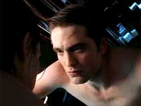 Robert Pattinson in &quot;Cosmopolis&quot;