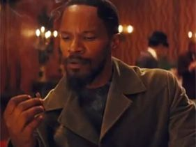 Jamie Foxx in &quot;Django Unchained&quot;