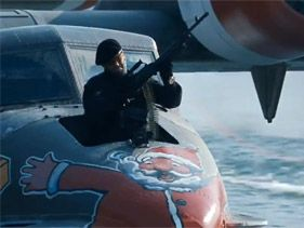 "Jason Statham in ""The Expendables 2"""
