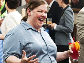 "Melissa McCarthy in ""Bridesmaids"""
