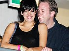 Lovebirds: Lily Allen And Sam Cooper