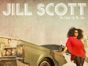Jill Scott's <i>The Light of the Sun</i>