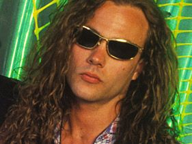 Mike Starr in 1990