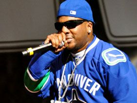 Young Jeezy performs in Cincinnati on Thursday