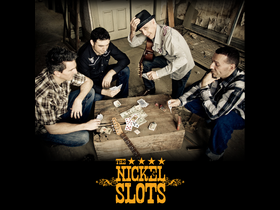 The Nickel Slots, Sacramento's Americana band