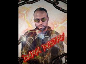One of several promo online ads for the Dark Poetry L.P campaign.