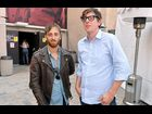 "The Black Keys prepare to rock the Gibson Amphitheatre with a live performance of ""Gold On the Ceiling"" off their certified RIAA Gold album ""El Camino."""