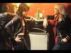 Dakota Fanning as Cherie Currie and Kristen Stewart as Joan Jett