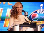 Beyonce at the Super Bowl halftime press conference