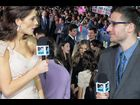 Ashley Greene and Josh Horowitz