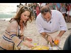 "Chef Giada De Laurentiis frequents the ""Today"" show, as well as several Food Network specials"