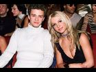 Britney Spears attends the 2000 VMAs with boyfriend Justin Timberlake