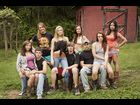 The BUCKWILD cast